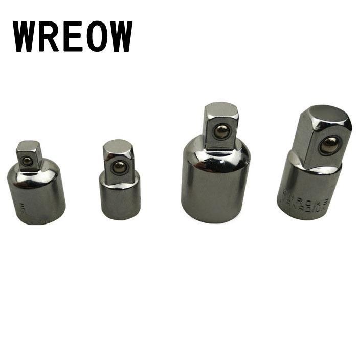 "1//4 /""-3//8/"" Socket Ratchet Converter Reducers Adaptors Tool Set Garage"