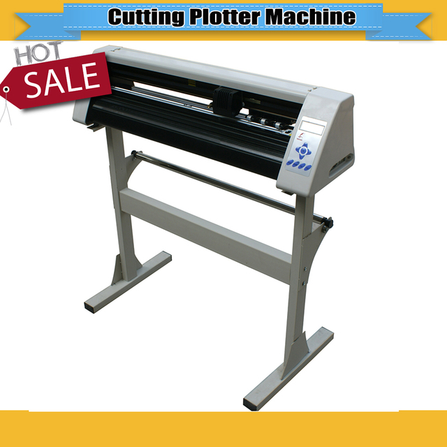High Quality Ce Vinyl Cutting Plotter Machine Chine Rs800c Computer