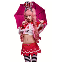 One Piece Character Perona Cosplay Dress Princess Mononoke Role Playing For Women Halloween Party No Umbrella