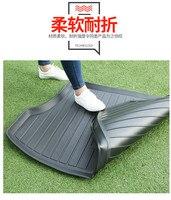 Myfmat custom car trunk mats cargo liner mat for Nissan QASHQAI SYLPHY MARCH GENISS Blue Bird MAXIMA Cefiro livina waterproof|  -