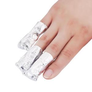 Best Top Aluminium Foil Nail Art Soak Off Acrylic Gel Brands