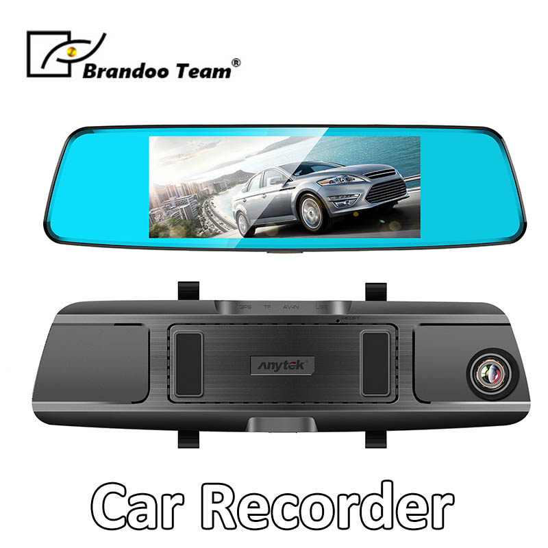 Camera Driving Video-Recorder Car-Dvr Dash-Vehicle Full-Screen 1080P Digital Touch-Type