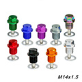 Drenaje De Aceite Magnético Plug M14 * P1.5MM Motor de Vestir Paquete/Aceite sumidero de drenaje Enchufe/Drenaje De Aceite Tuerca/Perno Tuerca de drenaje De Aceite de Sumidero YC100281