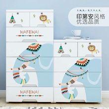 Детская мебель детские шкафы шкаф для хранения ящиков PP детский шкаф гардероб organizador juguetes infantil детский шкаф