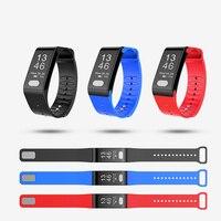 Sport Inteligentny Zegarek Na Rękę Bransoletka Wyświetlacz Centrum Skrajni Krok Tracker Krokomierz Cyfrowy LCD Run Krok Licznik Kalorii Walking