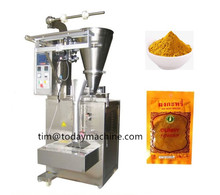 New Arrival Date Printing detergent powder packaging machine Stainless Steel Manufacturer