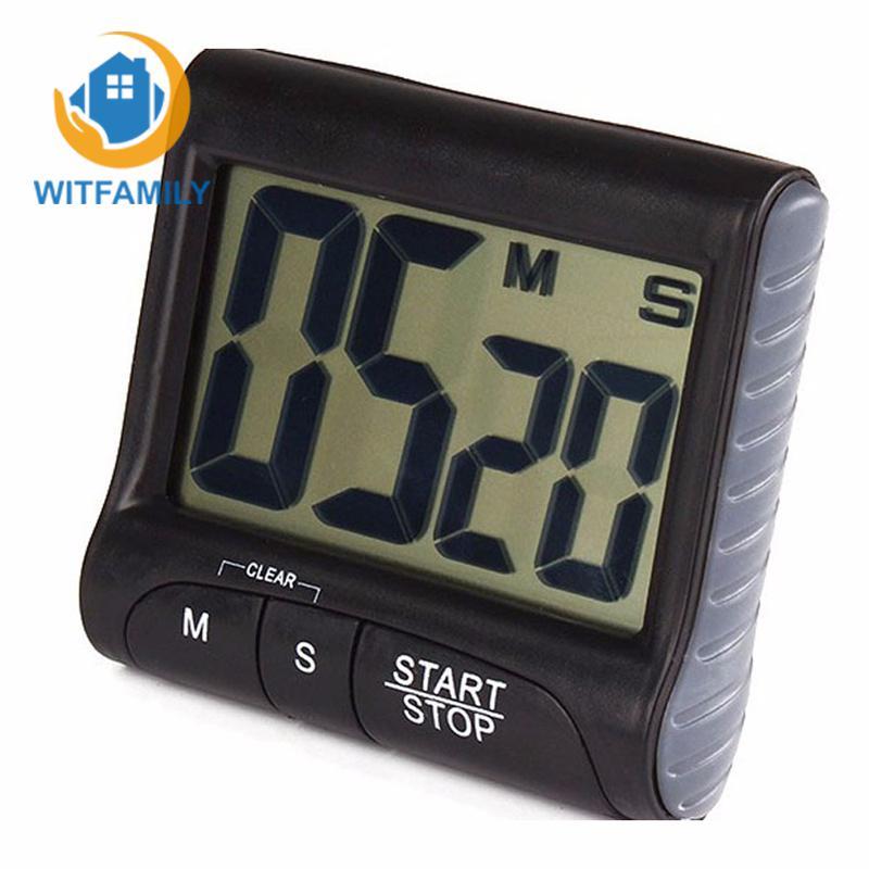 Refrigerator Timer Beep Alarm Clock 24
