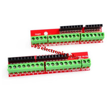 Free shipping!!! Screw Shield V2 Stud Terminal expansion board (double support) for arduino UNO R3