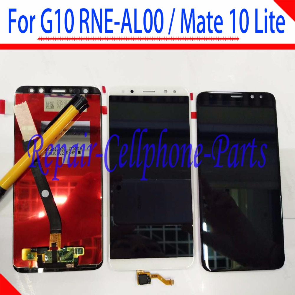 5.9 inch Full LCD DIsplay+Touch Screen Digitizer Assembly For Huawei G10 / G10 Plus / Mate 10 Lite RNE-L01 RNE-L21 RNE-L235.9 inch Full LCD DIsplay+Touch Screen Digitizer Assembly For Huawei G10 / G10 Plus / Mate 10 Lite RNE-L01 RNE-L21 RNE-L23