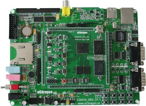 EZ6410 Development Board OV9655 S3C6410 VGA TV WINCE 6.0