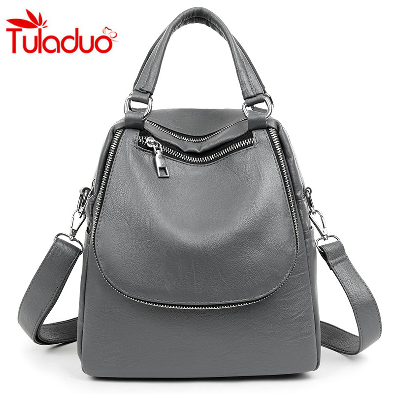 2017 New Casual Woman Bags Fashion Women Leather Handbags Large Capacity Bags Ladies Shoulder Package Sac A Main Femme De Marque casual women shoulder bags pu leather female big tote bags for ladies handbag large capacity sac a main femme de marque ulrica