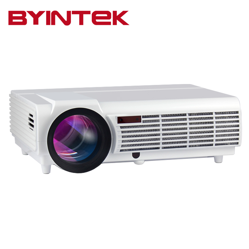 4000lm Projector Hd Lcd Led Home Theater Projector: BYINTEK Best Home Theater BT96 Cinema 1080P Video HDMI LCD