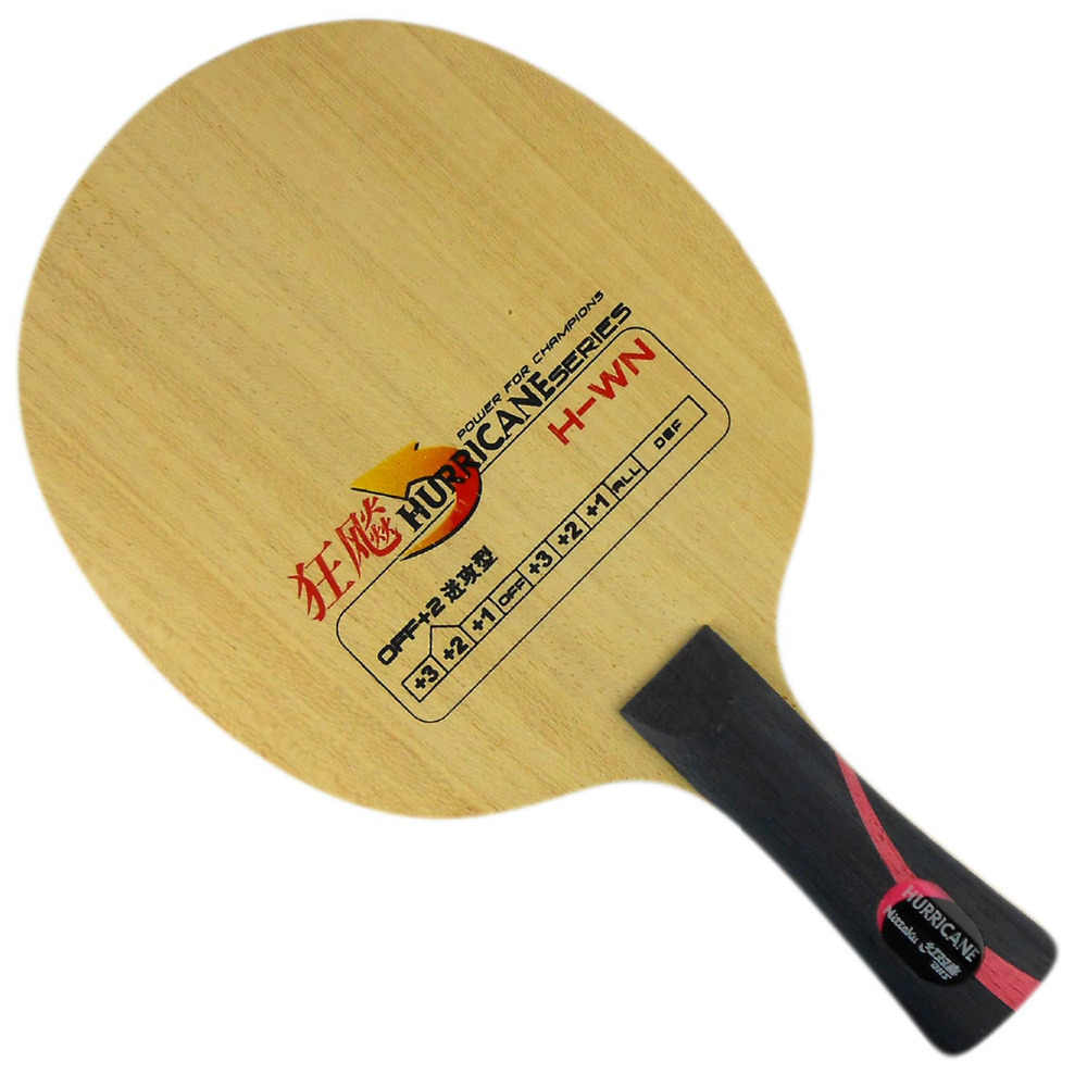 DHS Hurricane H-WN (H WN) Table Tennis Blade for PingPong Racket