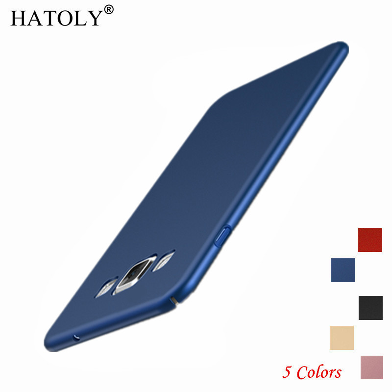sFor Cell Phone Case Samsung Galaxy J7 2015 Cover J700 Slim Smooth & Ultra-thin PC Case For Samsung Galaxy J7 2015 Case HATOLY image