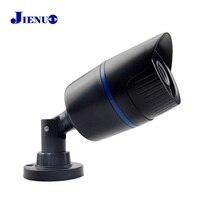 JIENU CCTV IP Camera 720p Outdoor Waterproof HD Home Security Surveillance System Mini Ipcam P2p Infrared
