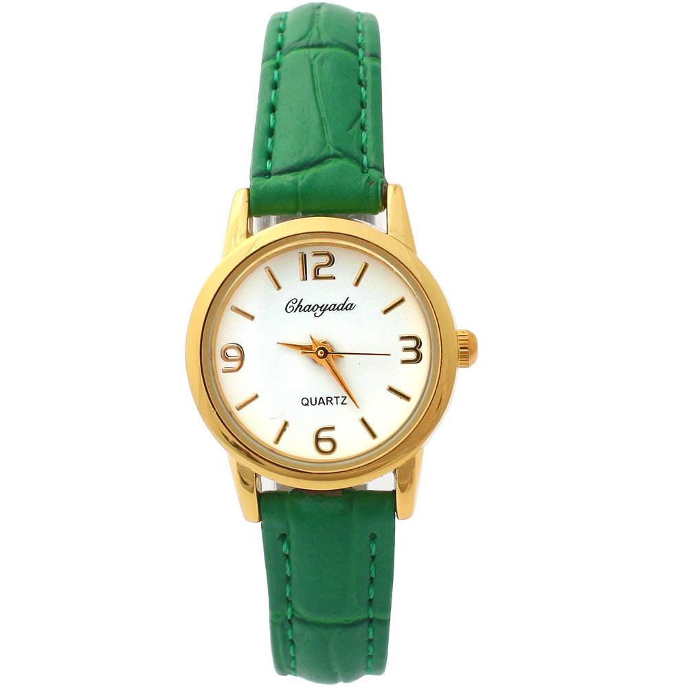 ladies horse girl leather popular quartz watch wristwatch student s watches colors animal kids in cartoon item cute from children