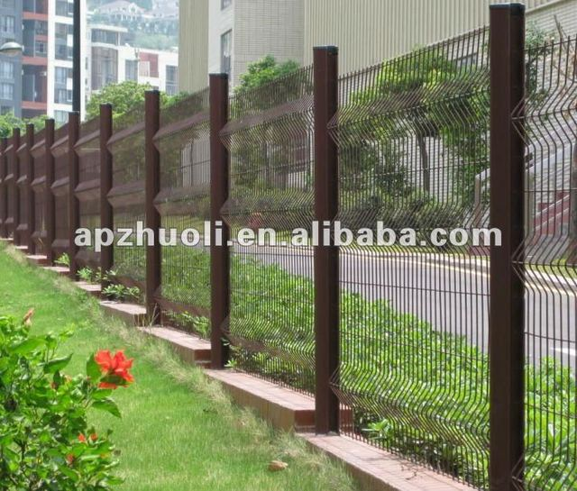 All kinds of galvanized steel wire mesh fence with high quality (Anping)