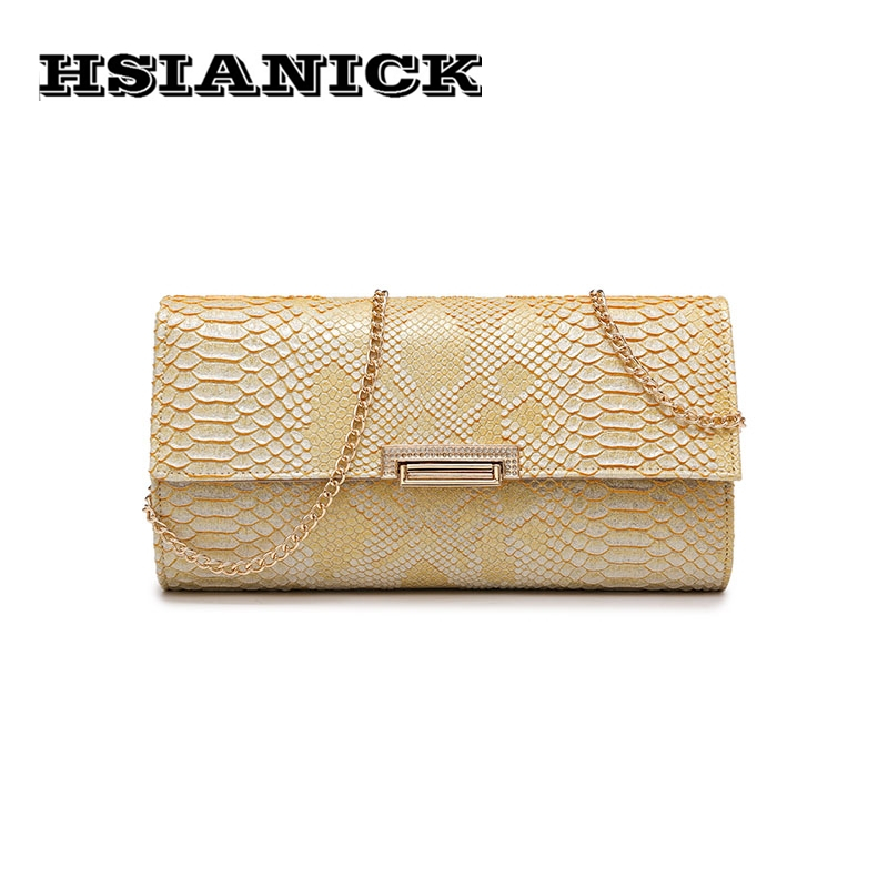 Dinner Special Offer Alligator Day Clutches Handbag Woman 2017 New Trend Large Capacity Snake Pattern Bag Package Prom Clutch yuanyu 2018 new hot free shipping real thai crocodile women clutches dinner long women wallet large capacity women bag