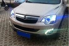 Бесплатная Доставка цена По Прейскуранту Завода СИД DRL Дневного Света для Европы Тип Opel Antara 2010 ~ 2012 высокое качество