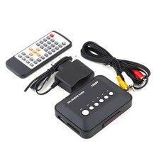 1 セット 1080 1080P テレビビデオ SD MMC RMVB MP3 HD USB 、 HDMI 、マルチテレビメディアビデオプレーヤーボックス新高品質