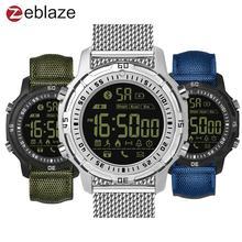 Купить с кэшбэком Zeblaze VIBE 2 5ATM Fitness Tracker Waterproof 540 Days Stand-by Pedometer Sports Smart Watch for iOS Android Smart Watch