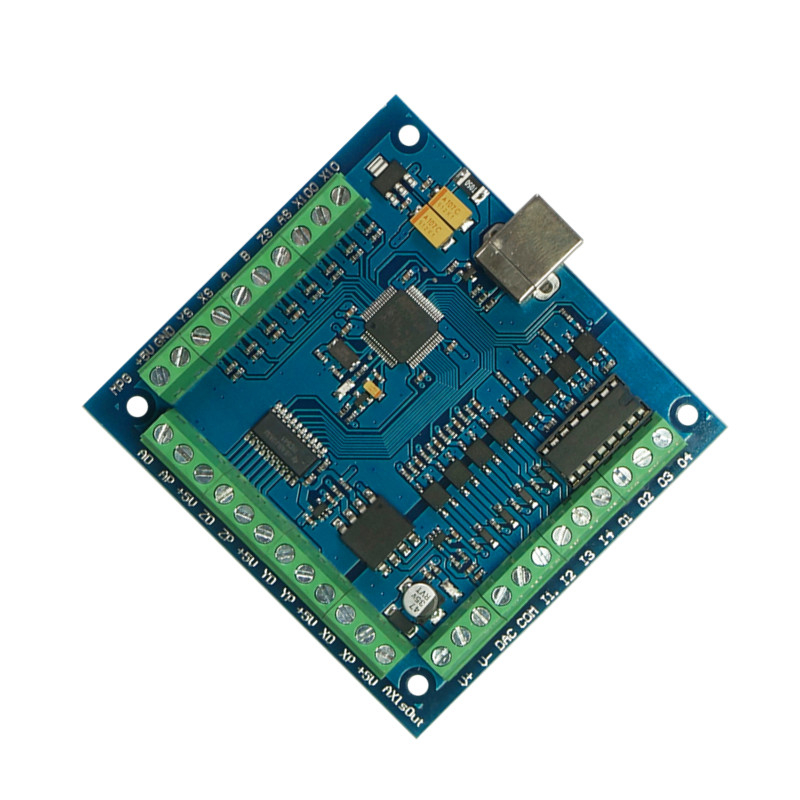 mach3 USB control card 4axis (2)