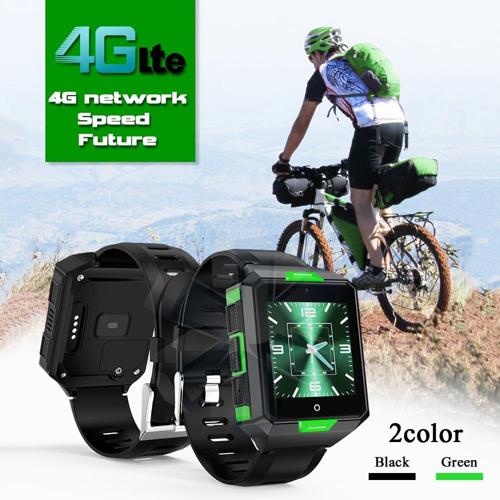 4G Smart Watch M9 Android 6.0 MTK6737 1G+8G Smartwatch IP67 Waterproof 850mAh Battery Long Standby Outdoor Rugged Watch