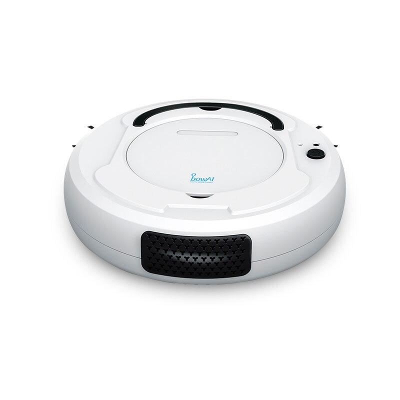 Aspirateur de Robot propre intelligent de balayage d'aspiration forte Rechargeable automatique pour le bureau à la maison