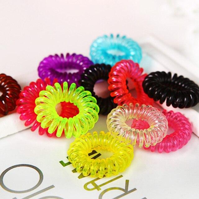 Cute Colorful Scrunchies 5