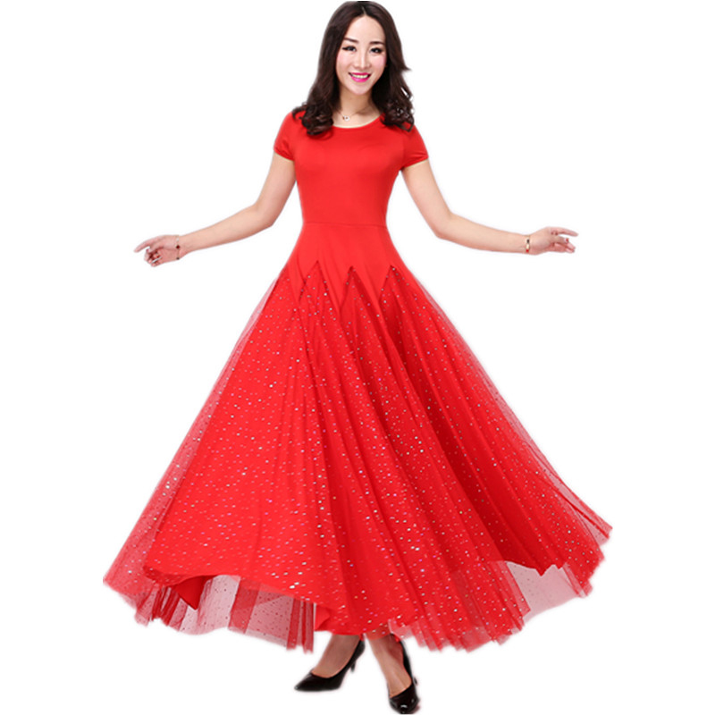 short sleeves ballroom dance dresses for sale ballroom dance costumes waltz dress red flamenco dress standard dress rumba