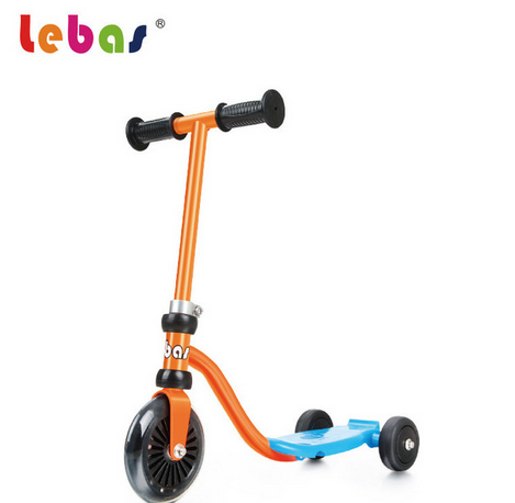 Lebas Mini Kids Scooter for Children Outdoor Toys Three Wheel Kick Scooter for 1-3 Years Baby Slide Bicycle цена