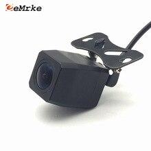 EEMRKE Universal Câmera Do Carro 1280*720 HD 1000TVL CCD Starlight Night Vision Ângulo de Backup Estacionamento Reverso Câmera de Visão Traseira câmera