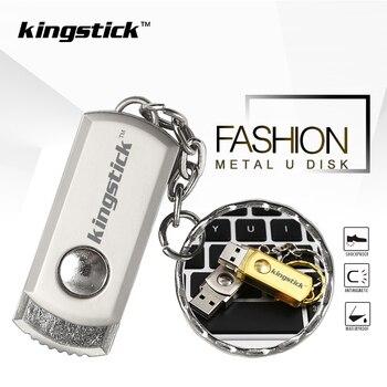 2018 Real capacity pendrive 32gb usb flash drive usb2.0 8gb 16gb 32gb 64gb 128gb Flash memory USB stick pen drive with key ring