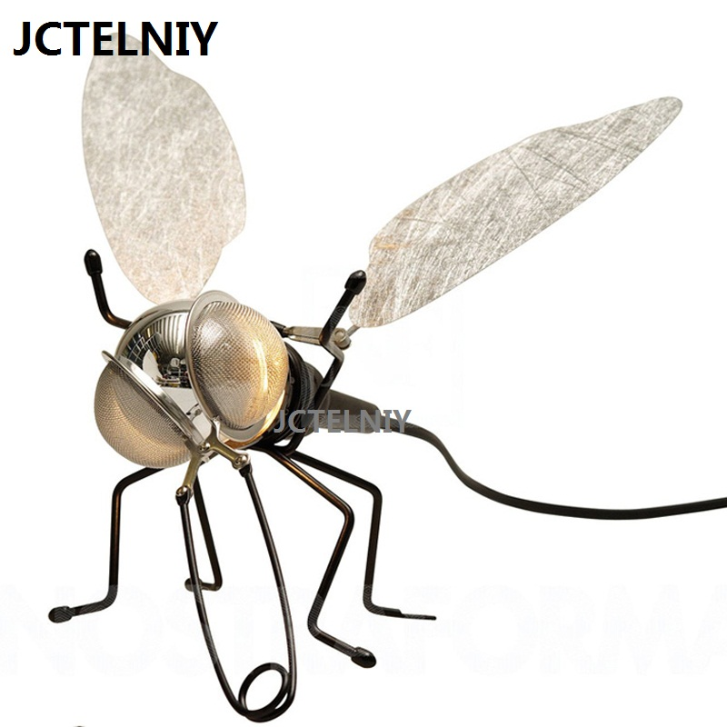Mosquito wall lamp child real bedside lamps personalized led living room decoration fly lamp socket electric mini mosquito lamp led insect mosquito repeller killing fly bug insect night housefly freeshipping