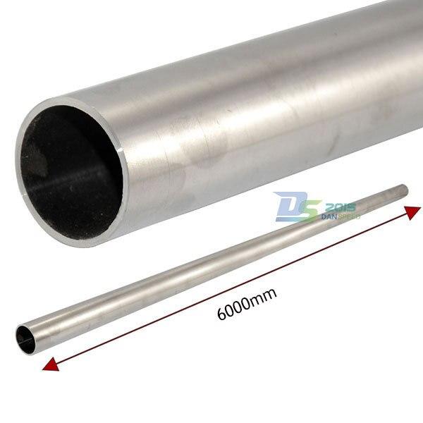 OD 1 3 4 316 Stainless Steel Sanatary Weld Tube Tubing 6M 6pcs 1M 20Ft Length
