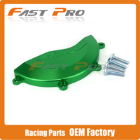 CNC Right Side Engine Case Cover Protector Guard For KAWASAKI KX450F KXF450 2006 2015 2007 2008