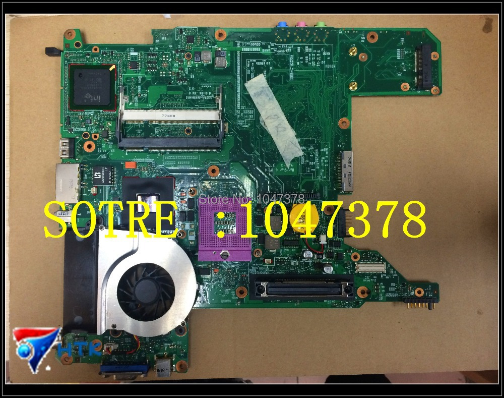 Wholesale 6050A2113901-MB-A03 for Acer TravelMate 6492G laptop motherboard  100% Work Perfect wholesale 6050a2341701 laptop motherboard for acer travelmate 8732hm55 non integrated mbbap30702 100