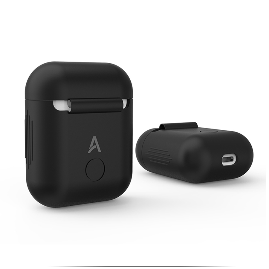 Ahastyle Funda de silicona suave para Apple Airpods Cubierta a prueba - Audio y video portátil - foto 1