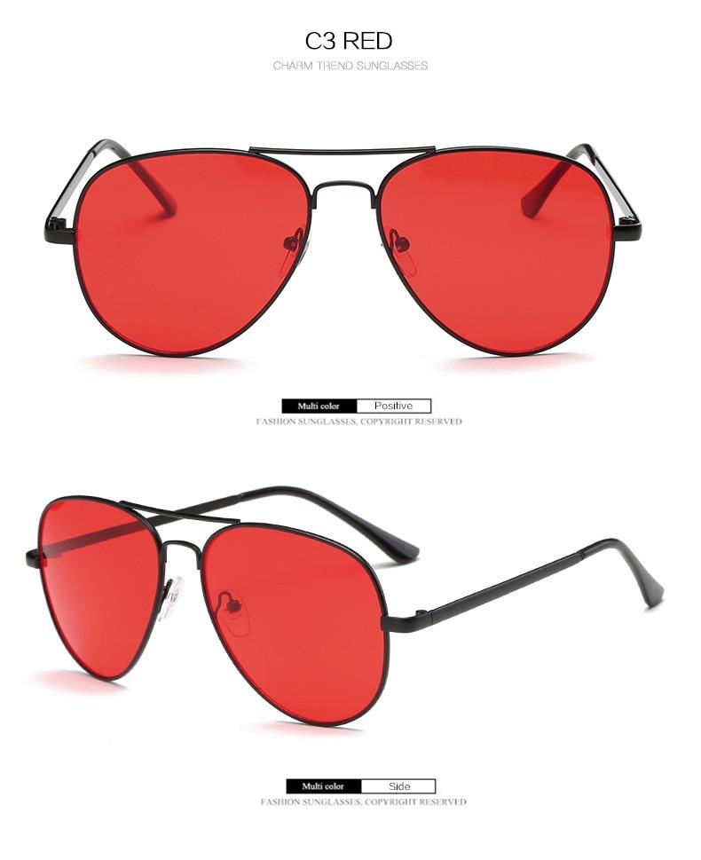 c552430c4f0 UVLAIK Metal Wrap Sunglasses Men Retro Classic Designer Women Big Red  Sunglasses Female Male Driving Sun Glasses UV400