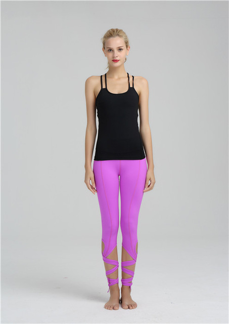 NWT 2018 Eshtanga sports tank with built bra Women's Summer Quick Dry Thick Material Breathable Top Quality Tank Tops Size XS-XL
