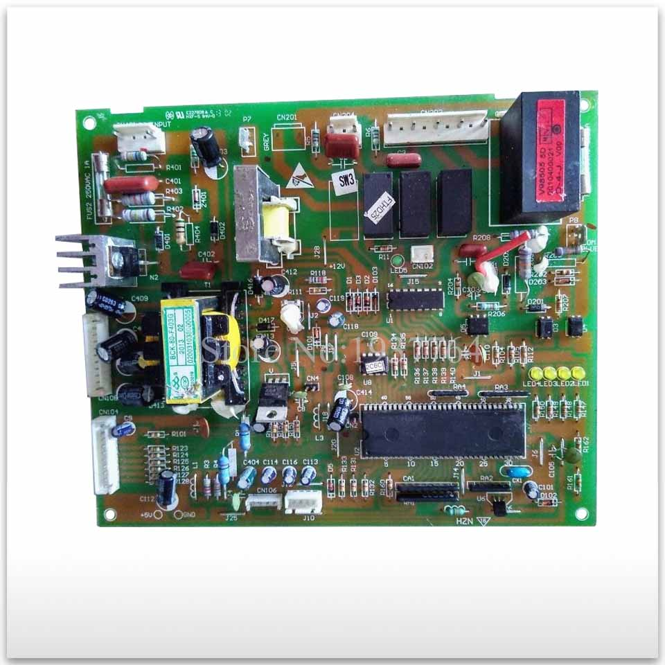 95% new for Air conditioning computer board circuit board KFR-58LW/EBPJXF 0010400021 good working 95% new for air conditioning computer board circuit board kfr 120lw sy sa out check dybh v2 1 good working