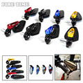free shipping motorcycle  4 color bar end mirror for  YAMAHA YZF R1 2004-2008 2005 2006 2007