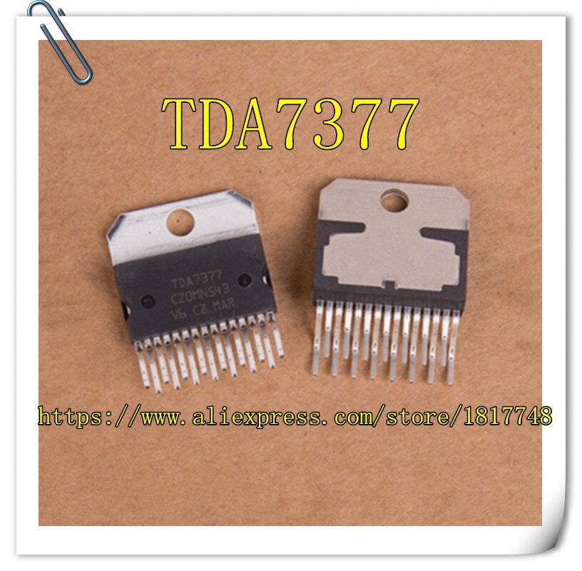 TDA7377 TDA 7377 ZIP-15 CD7377CZ YD7377 ZIP15  audio amplifier core New original touchstone teacher s edition 4 with audio cd