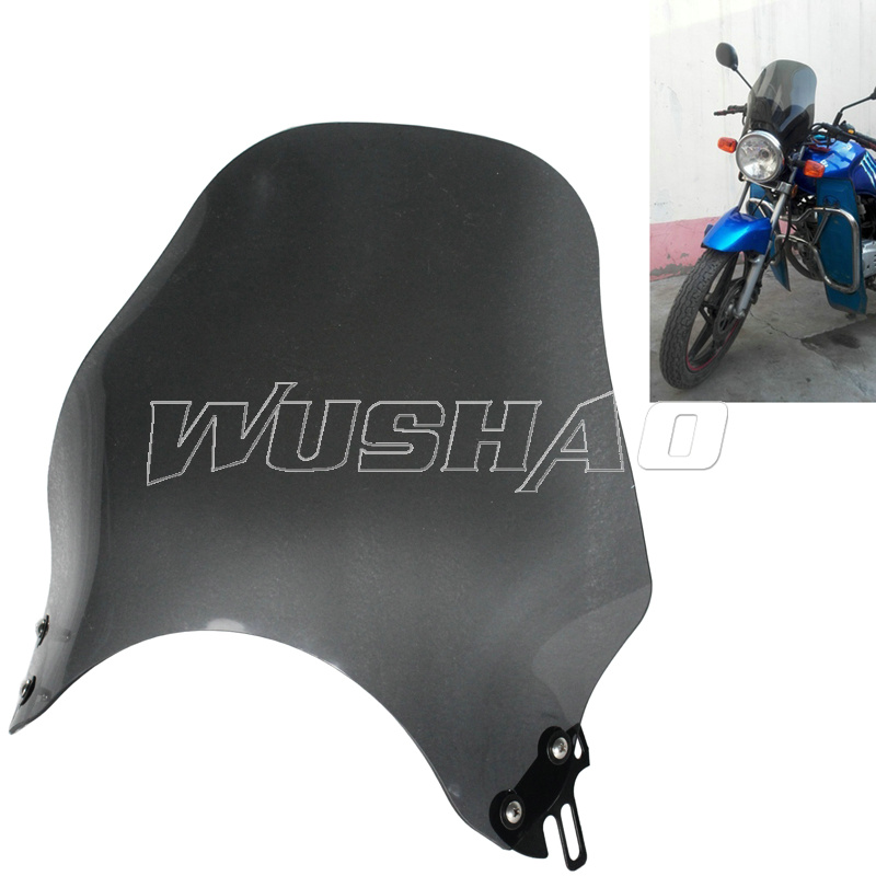 Motorcycle Wind Deflectors Windshield Windscreen For Suzuki Gsf Gsf650 Gsf1200 Gsf1250 Bandit Sv650 Sv1000 Gsx1400 Sv 650 1000 Automobiles & Motorcycles