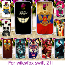 Soft TPU Plastic Phone Case For Wileyfox X50 wileyfox Swift 2 Swift2 Plus 5.0 inch Case Cat Cover Shell Skin Housing Back Cover