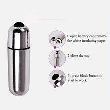 Mini Bullet Latex Rechargeable Vibrator Sex Toys For Women