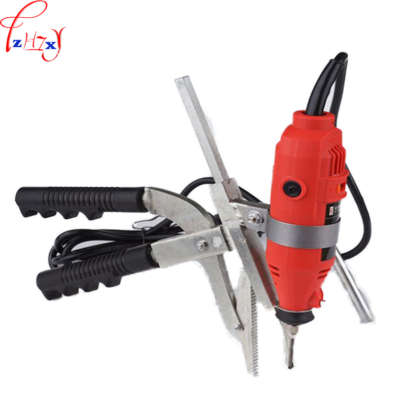 1PC Hand-held light metal surround grooving machine 180W portable electric metal edge grooving machine 220V цена