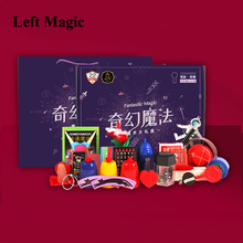 Fantastic Magic Set Tricks 22 Kinds Play With Video Teaching Professional Magie Prop For Beginner Children