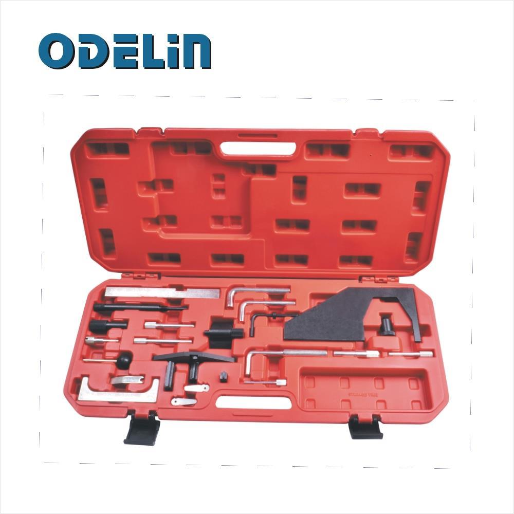 Engine Timing Tool Kit For 4 Ford & Mazda Replacing Timing Belt a06b 6102 h206 used in good condition