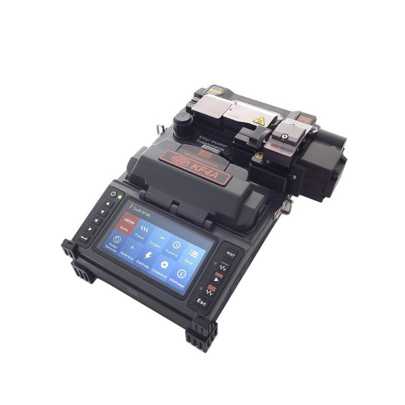 <font><b>ILSINTECH</b></font> Swift KF4 Fiber Fusion splicing machine Hot stripping Automatic Motor Drive KF4 Fiber Optic Fusion Splicer English image